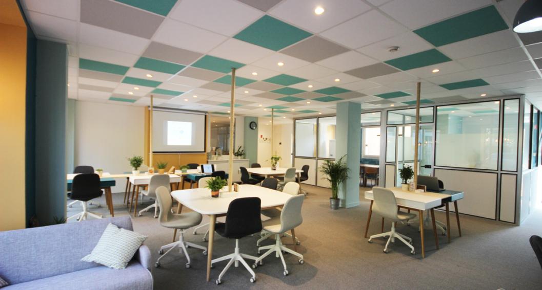 Espace de coworking ultra flexible sans réservation